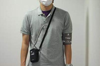 携帯型血圧計
